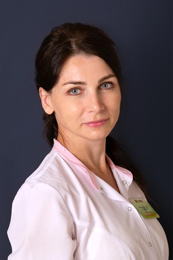 Арманова Оксана