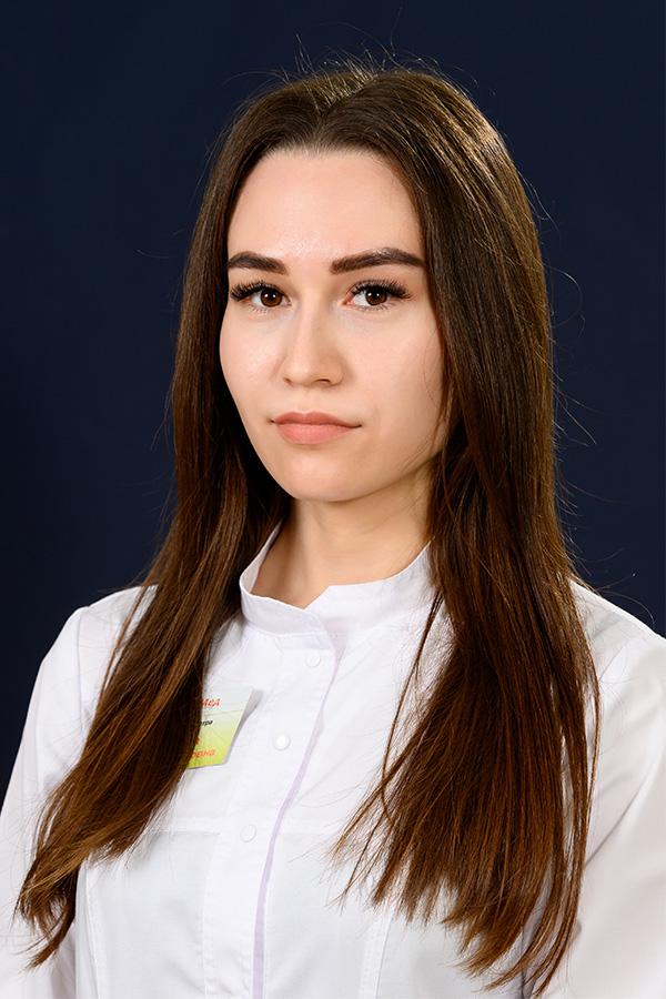 Гиниятова Ляйсан Харисовна