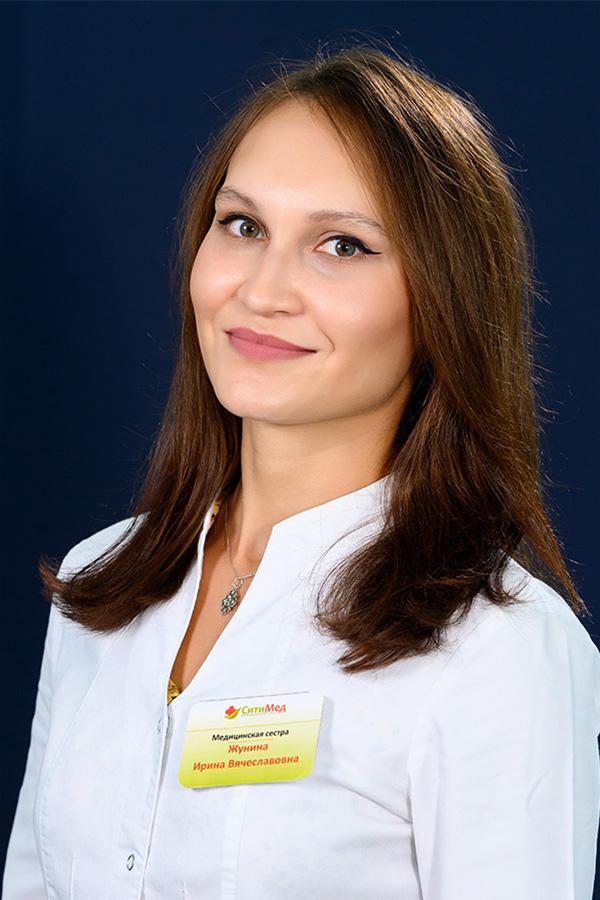 Жунина Ирина