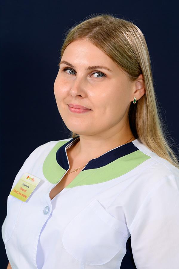 Пименова Ольга