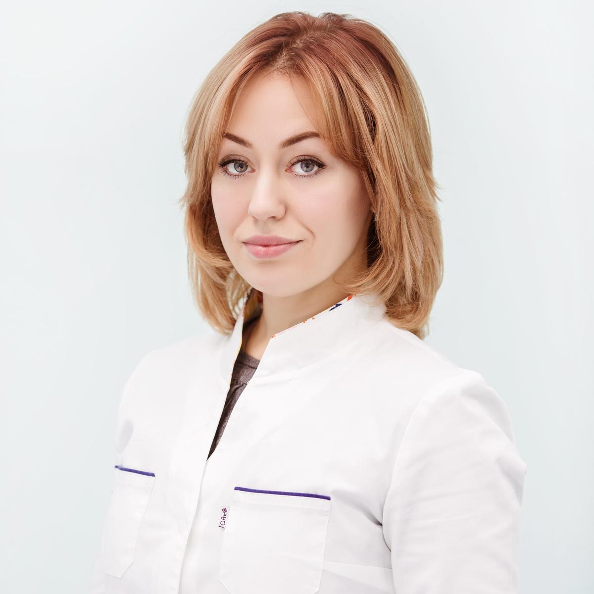 Комарова Татьяна Александровна